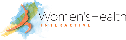 Footer Womens Health Interactive Logo