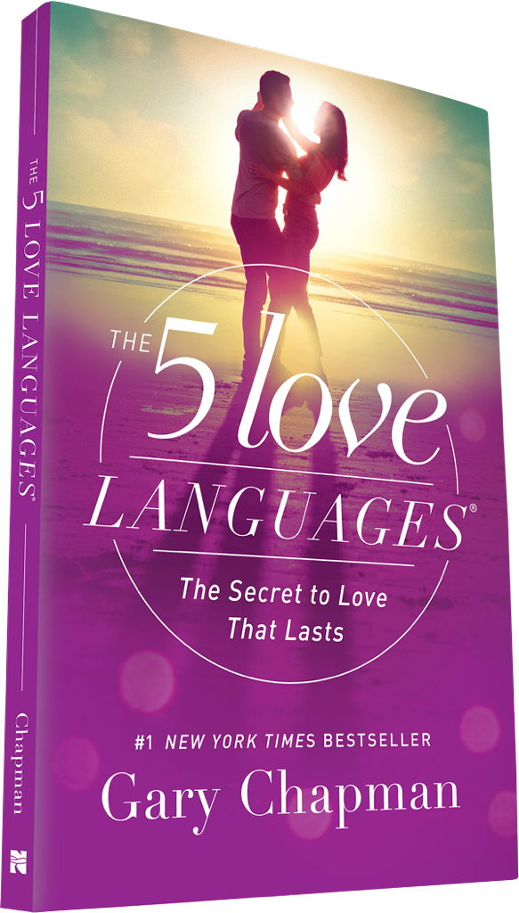 Cover of The 5 Love Languages Book