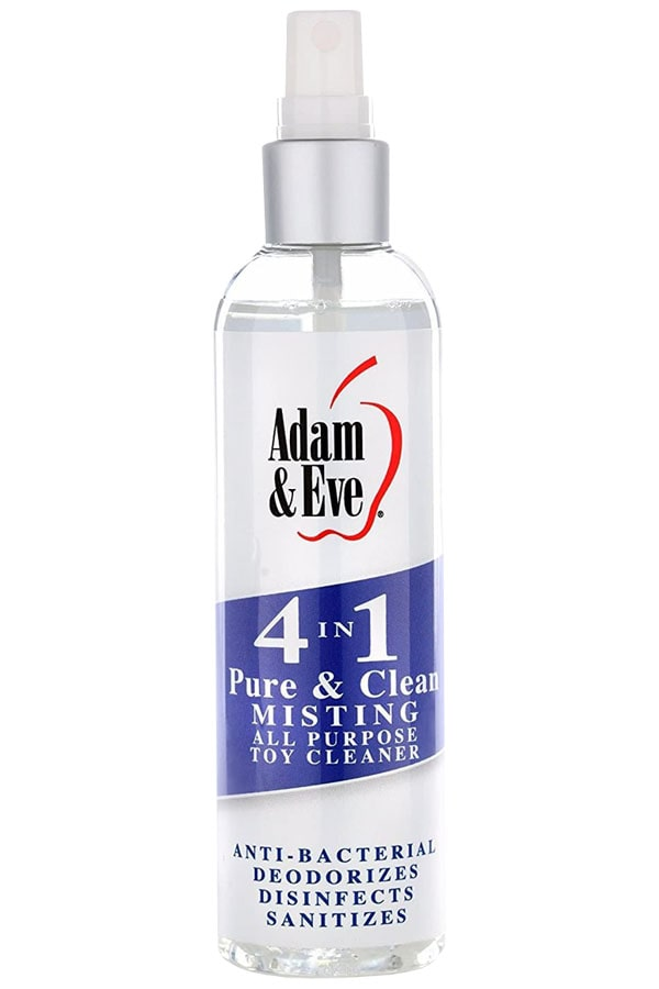Adam & Eve Pure And Clean Misting Toy Cleaner