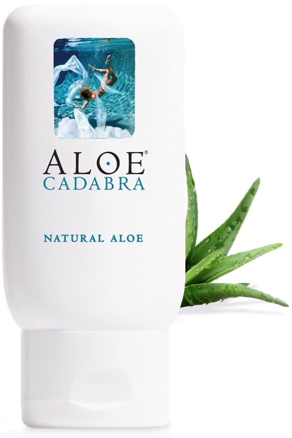 Aloe Cadabra Natural Personal Moisturizer & Lubricant