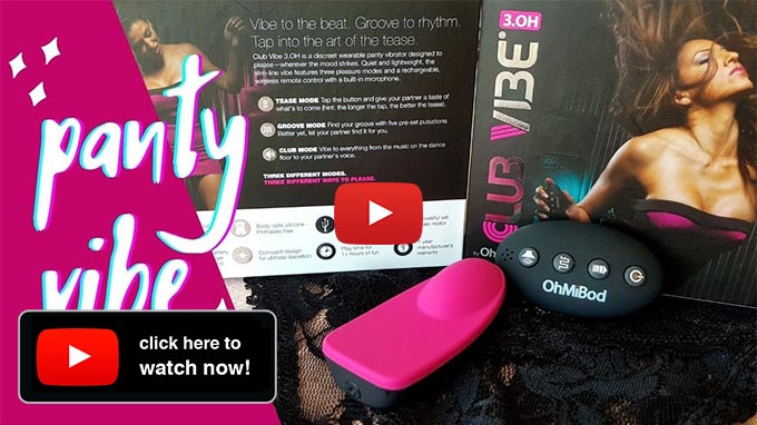 Screenshot Of A YouTube Video About OhMiBod Club Vibe 3.Oh