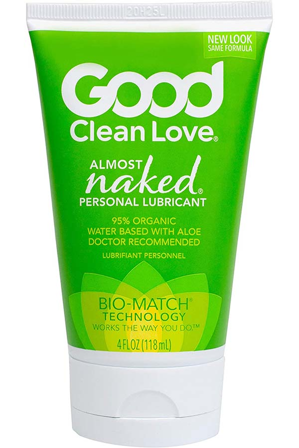 Almost Naked Organic Personal Lubricant