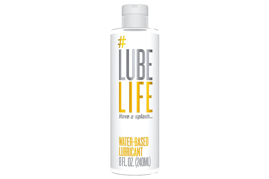 #LubeLife Water-Based Lubricant