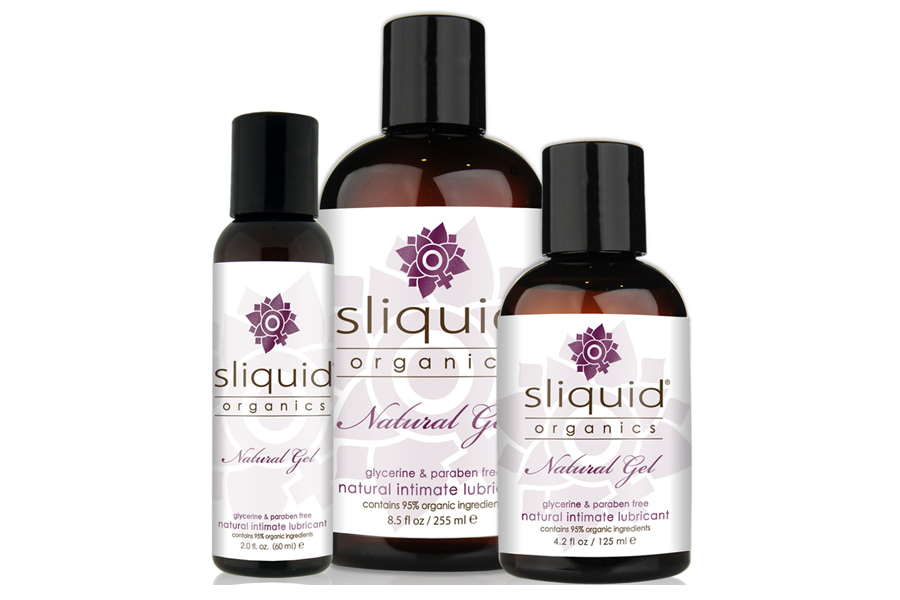 Sliquid Organics Natural Gel