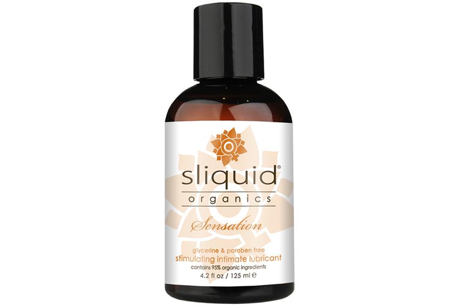Sliquid Lubricant Organics Sensation