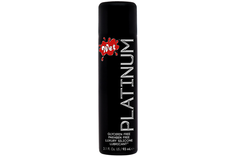 Wet Platinum Glide Silicone Personal Lubricant