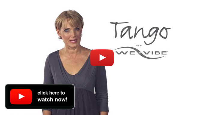 Screenshot Of A Youtube Video About We-Vibe Tango