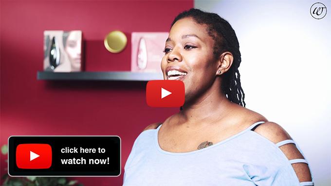 Screenshot Of YouTube Video About Womanizer Premium Clitoral Stimulator